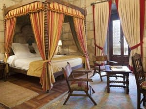 Camino Accommodations in Parador de Leon San Marcus