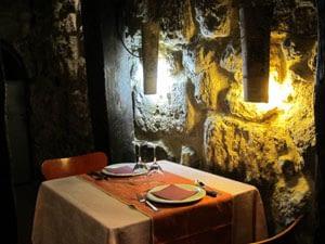 restaurant in Castrojeriz food and water