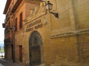 Viana Camino Accommodations Andres Munoz