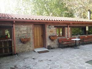 El Molina Casa Rural Camino Accommodations