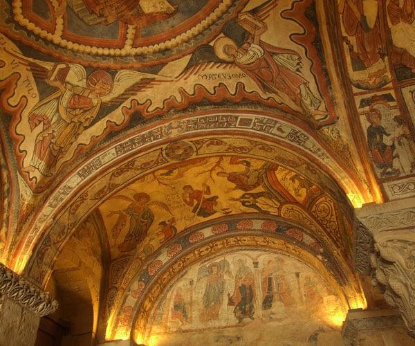 Royal Panteon Pamplona to Leon route