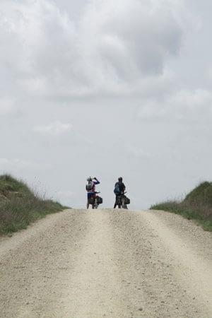 Camino by bike
