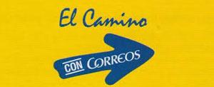 Con Correos el Camino slash.