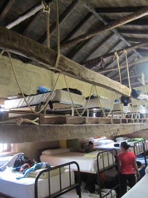 Accommodation in Boadilla at En El Camino loft