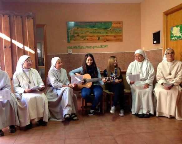 Santa Maria Singing Nuns Camino Accommodations